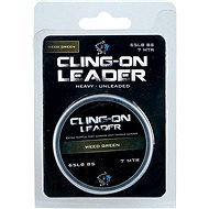 Nash Cling-On Leader 65lb 7m Weed Green