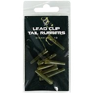 Nash Lead Clip Tail Rubber 10ks - Převlek