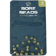 Nash Bore Beads 3mm 20ks - Korálek
