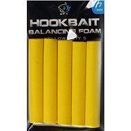 Nash Bait Balancing Foam Yellow 7mm 4,5cm 5ks - Plovoucí pěna