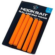 Nash Bait Balancing Foam Orange 7mm 4,5cm 5ks - Plovoucí pěna