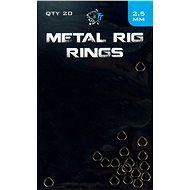 Nash Metal Rig Rings 2,5mm 20ks - Kroužek