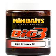 Mikbaits BiG Těsto BigB Broskev Black pepper 200g - Těsto