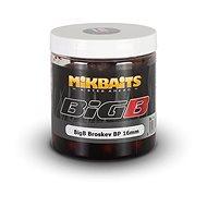 Mikbaits Legends Boilie v dipu BigB Broskev Black pepper 20mm 250ml - Boilie