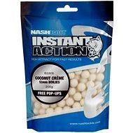 Nash Instant Action Coconut Creme 12mm 200g - Boilies