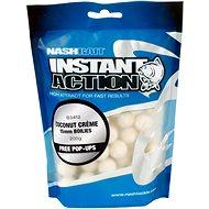 Nash Instant Action Coconut Creme 15mm 200g - Boilies