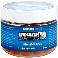 Pop-up boilies Nash Instant Action Monster Crab 12mm 30g - Pop-up boilies