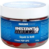 Nash Instant Action Squid & Krill 12mm 30g - Pop-up boilies