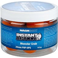 Pop-up boilies Nash Instant Action Monster Crab 20mm 60g - Pop-up boilies