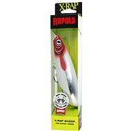 Rapala X-Rap Scoop 14cm 68g Red Robot - Třpytka