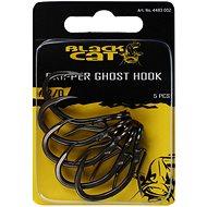 Black Cat Gripper Ghost Hook Velikost 2/0 5ks - Háček na ryby