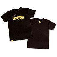 Black Cat T-Shirt Black Velikost L - Tričko