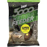 Sensas 3000 Method Feeder Carp Pellets 1kg - Vnadící směs