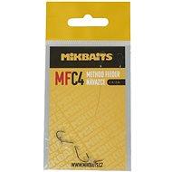 Mikbaits XXL Method Feeder návazec MFC Velikost 4 10cm 2ks  - Návazec