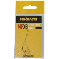 Mikbaits XXL Method Feeder návazec MFX Velikost 6 10cm 2ks  - Návazec