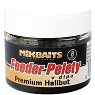 Mikbaits Halibutky v dipu Premium 8mm 50ml - Pelety