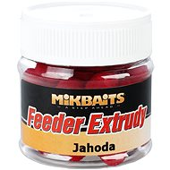 Mikbaits Měkké feeder extrudy Jahoda 50ml - Extrudy