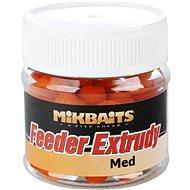 Mikbaits Měkké feeder extrudy Med 50ml - Extrudy