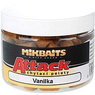Mikbaits Attack chytací pelety Vanilka 150ml - Pelety