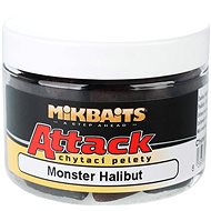 Mikbaits Attack chytací pelety Monster Halibut 150ml