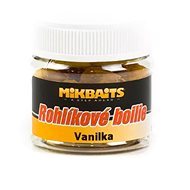 Mikbaits Rohlíkové boilie Vanilka 50ml - Rohlíkové boilies