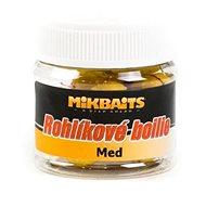 Mikbaits Rohlíkové boilie Med 50ml - Rohlíkové boilies