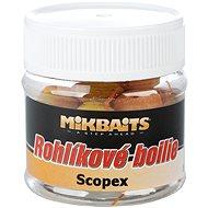 Mikbaits Rohlíkové boilie Scopex 50ml - Boilie