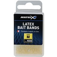 FOX Matrix Latex Bait Bands Medium 100ks - Kroužek