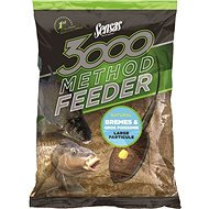 Sensas 3000 Method Feeder Bremes & Gross Poissons 1kg - Vnadící směs