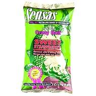 Sensas Crazy Bait Sweet Strawberry 1kg - Vnadící směs