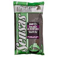 Sensas Big Bag Halibut & Hemp Mix  2kg - Vnadící směs