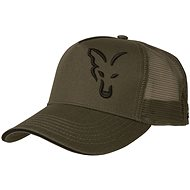 FOX Green & Black Trucker Cap - Kšiltovka