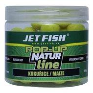 Jet Fish Pop-Up Natur Line Kukuřice 16mm 60g - Pop-Up pelety