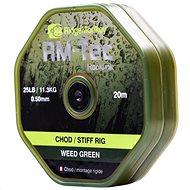 RidgeMonkey RM-Tec Chod Stiff Rig 0,45mm 20lb 20m Zelená - Vlasec