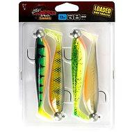 FOX Rage Zander Pro Shad Loaded 7cm 5g Velikost 1/0 Mixed Colours 4ks