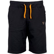FOX Jogger Short Black/Orange - Kraťasy