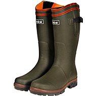 DAM Flex Rubber Boots Neoprene Lining - Holínky