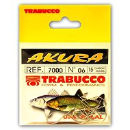 Trabucco Akura 7000 Velikost 6 15ks