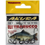 Trabucco Akura 9000 Velikost 8 15ks - Háček na ryby