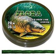 Katran Braided Hook Link Flora 25lb 11,4kg 20m