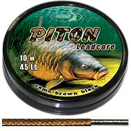 Katran Leadcore Piton 45lb 20,5kg 10m Camo/Brown/Black - Olověnka