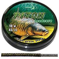 Katran Leadcore Piton 45lb 20,5kg 10m Camo/Green/Black - Olověnka