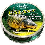 Katran Taper Mono Shock Leader Galaxy 0,28-0,47mm 5x12m Camo