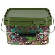 NGT Square Camo Bucket, 5l - Bucket