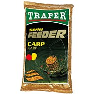 Traper Series Feeder Kapr 1kg - Vnadící směs