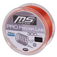 MS Range Pro Feeder Line 0,18mm 2,59kg 300m