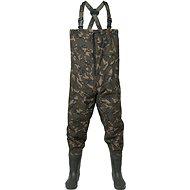 FOX Chunk Camo Lightweight Waders Velikost 43 - Brodící kalhoty