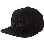FOX Snapback Cap - Kšiltovka