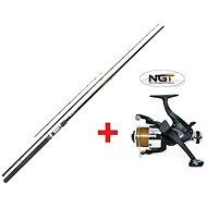 Angling Pursuits Feeder Max Medium, 3m, 75g + Carp Runner Max 40 FREE - Fishing Rod