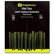 RidgeMonkey RM-Tec Anti Tangle Sleeves 25mm Zelený 25ks - Převlek
